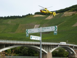 ADAC Medical Helicopter